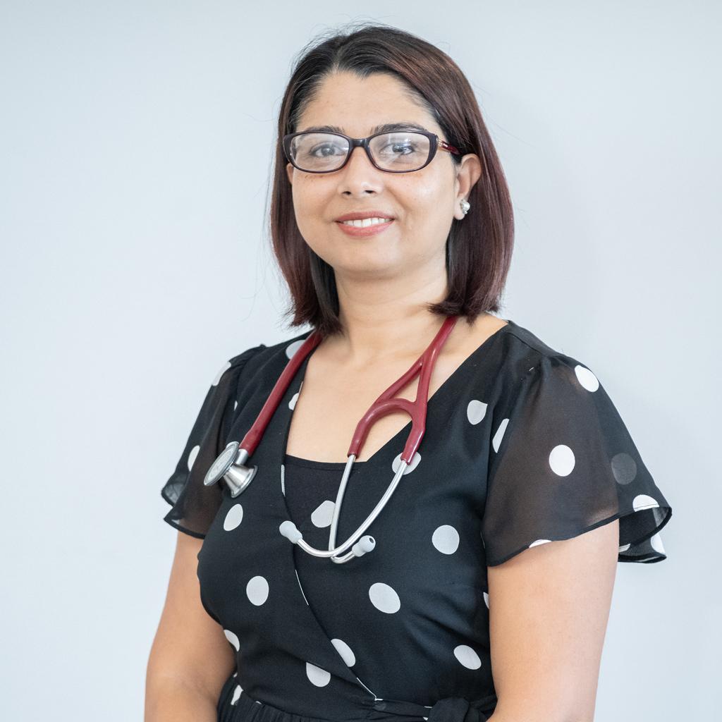 Dr Amrita Dhital